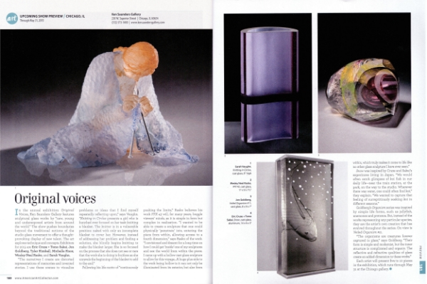 American Art Collector Issue 115   P.180-P.181