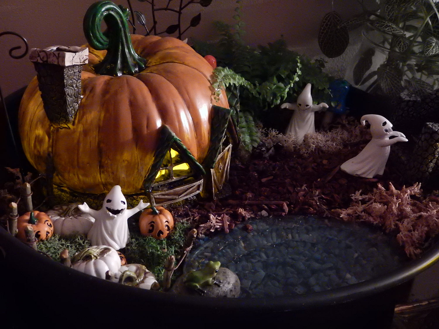 halloween fairy gardens u2014 hole u0027s greenhouses