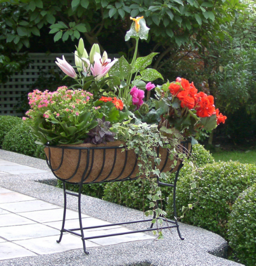 *Actual planter design will vary