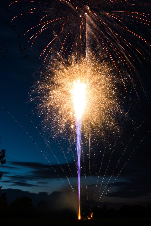 River Festival Fireworks 02/07/2016