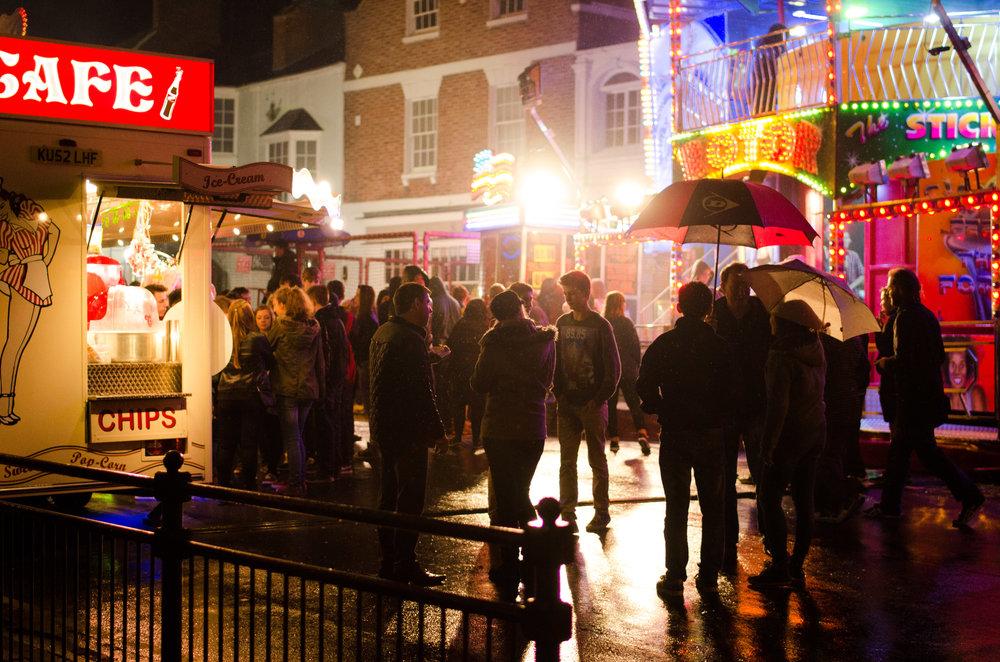 Stratford mop Fair 10/10/2014