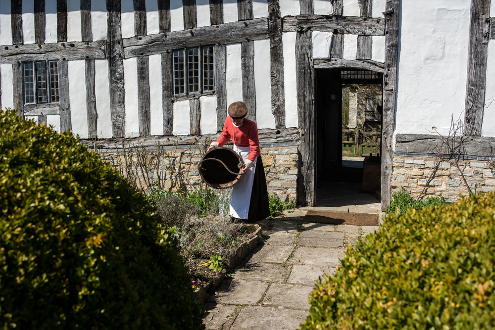 Tudor Life Palmers Farm Farmhouse Mary Ardens Farm Stratford-upon-Avon