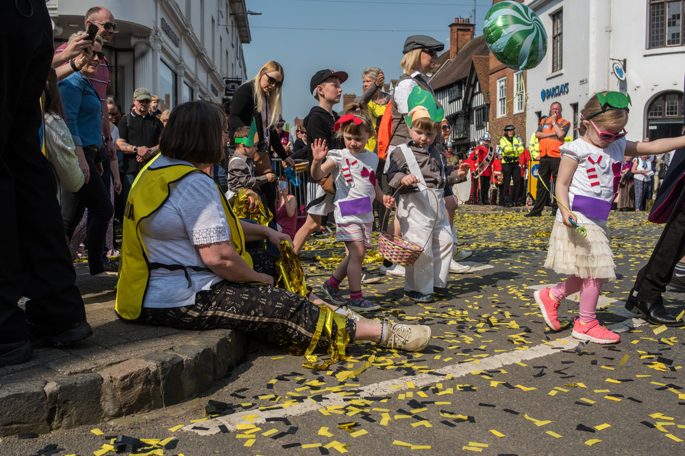 Shakespeare Birthday Celebrations 2018 Stratford-upon-Avon