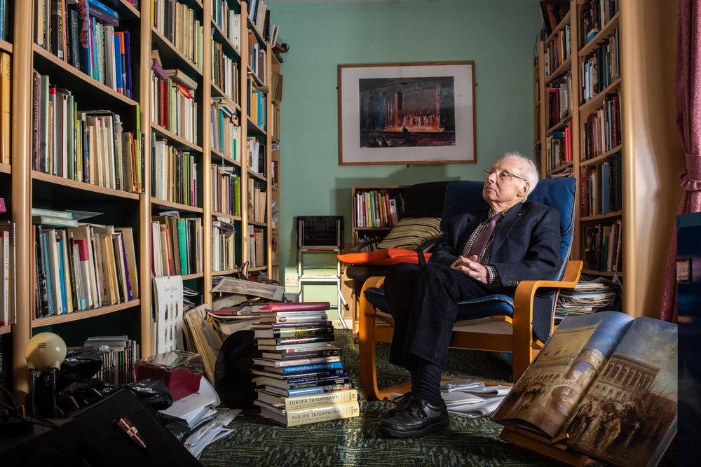 Professer J. Ronnie Mulryne