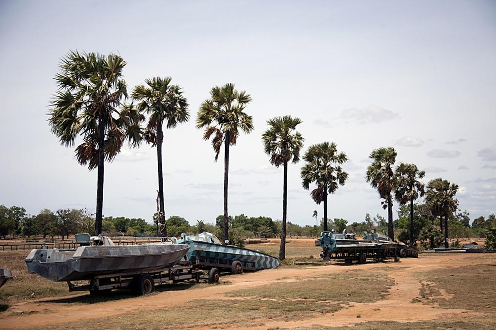 Terrorist Suicide Boats, Sri Lanka. July 2012