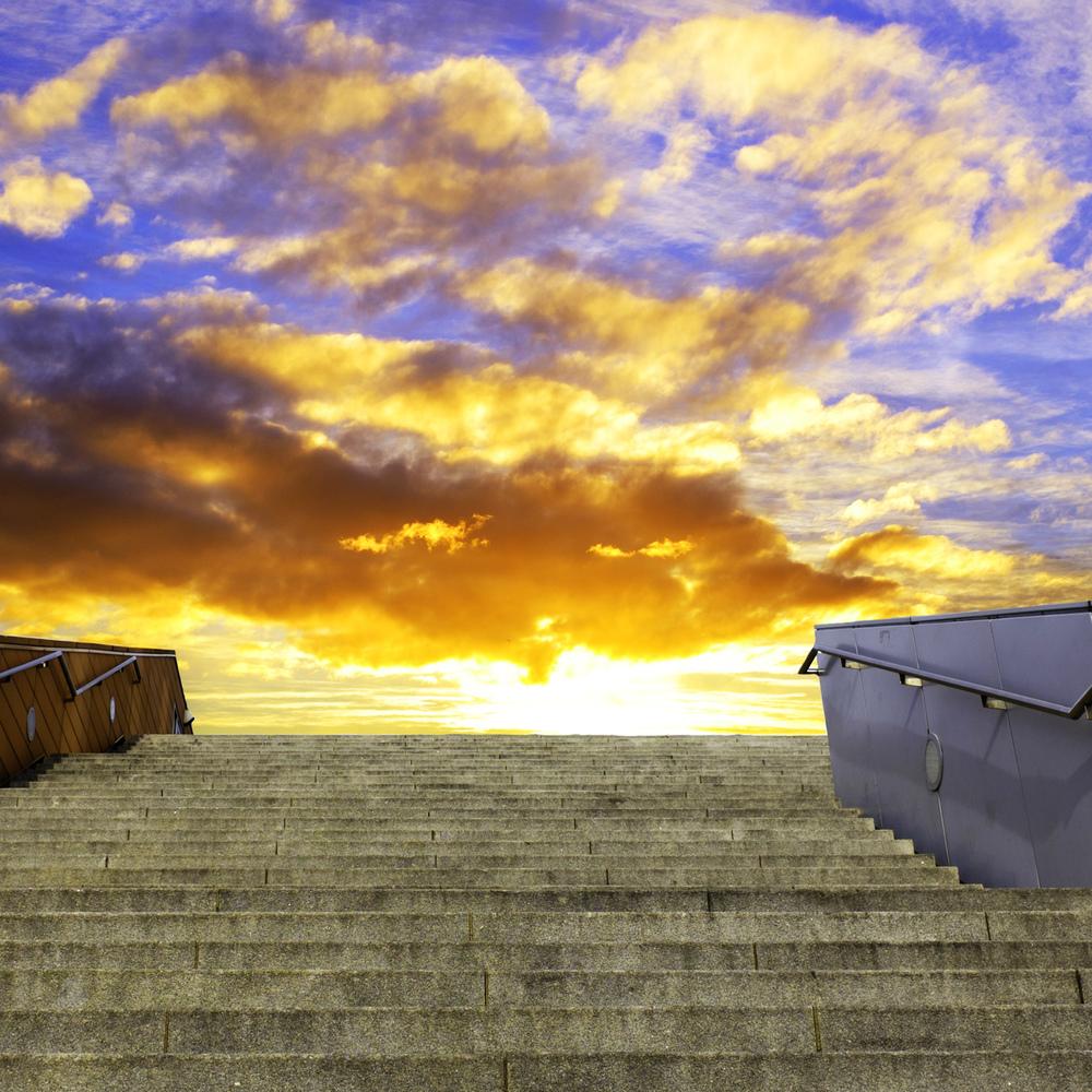 """Woche 2: Interpretiere ein Lied / Week 2: Interpret a song - """"Stairway to heaven"""""""