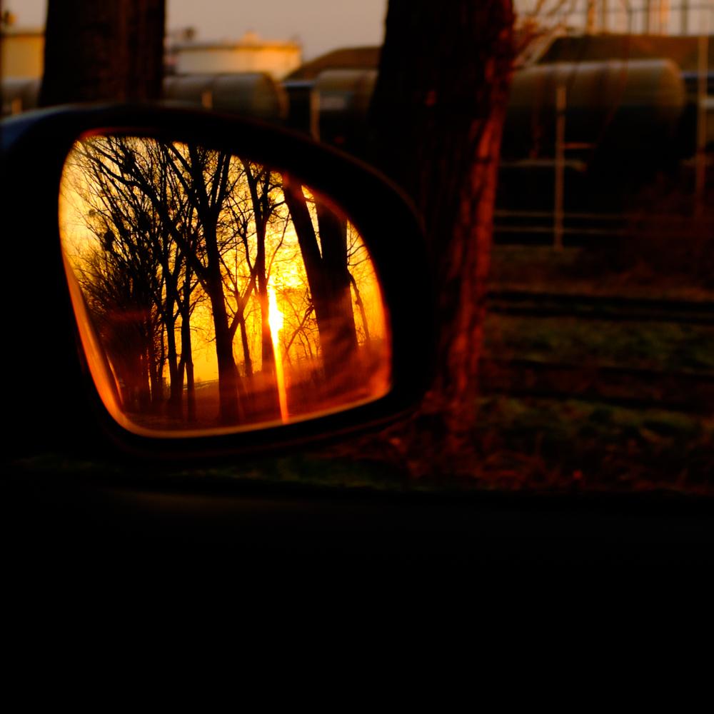 Woche 5: Gespiegeltes Bild (oder Spiegelbild) / Week 5: Mirrored image