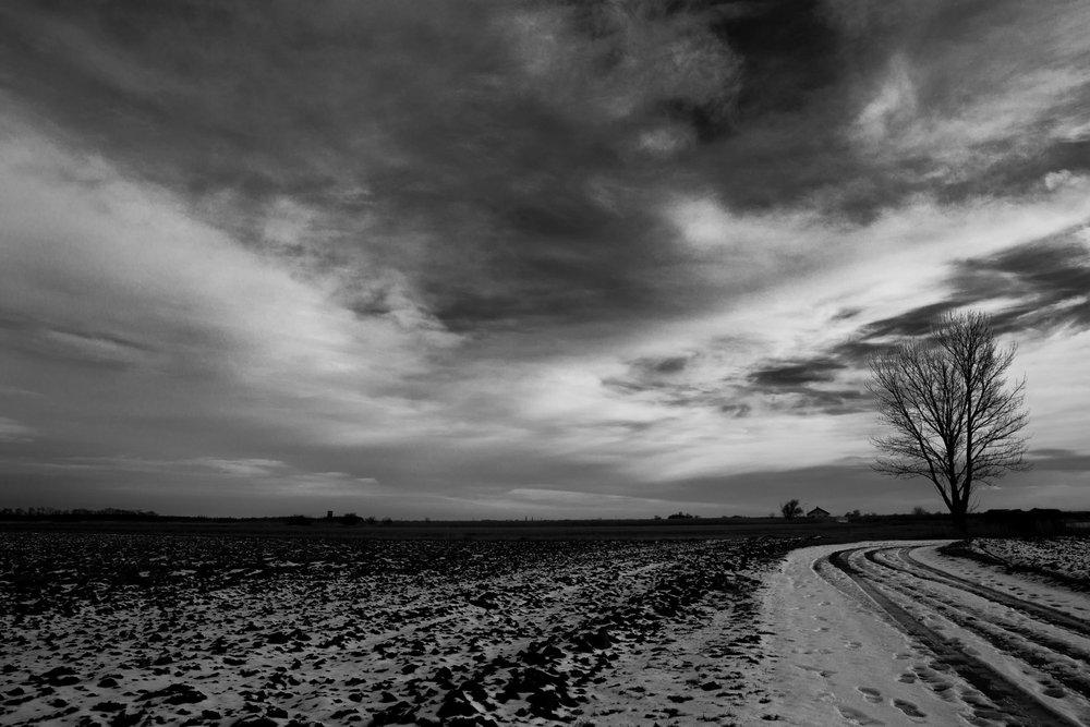 Apetloner Winterlandschaft