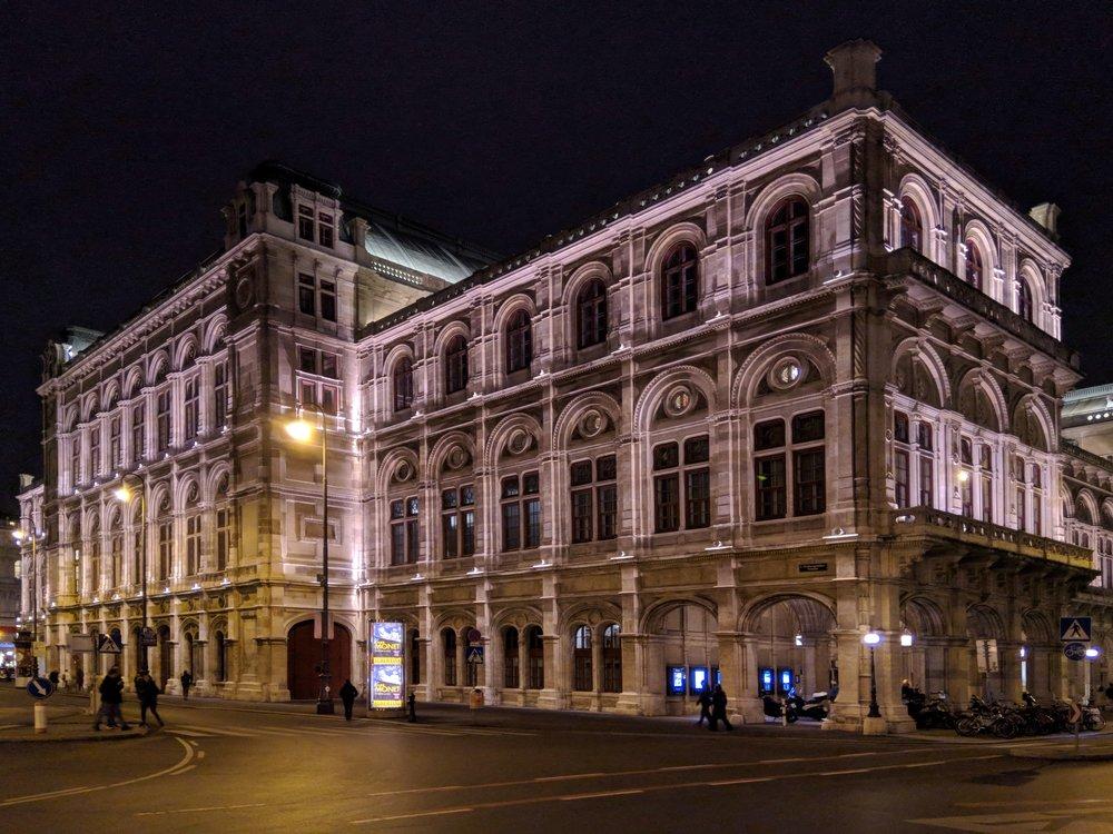 Wien, Staatsoper, 2018