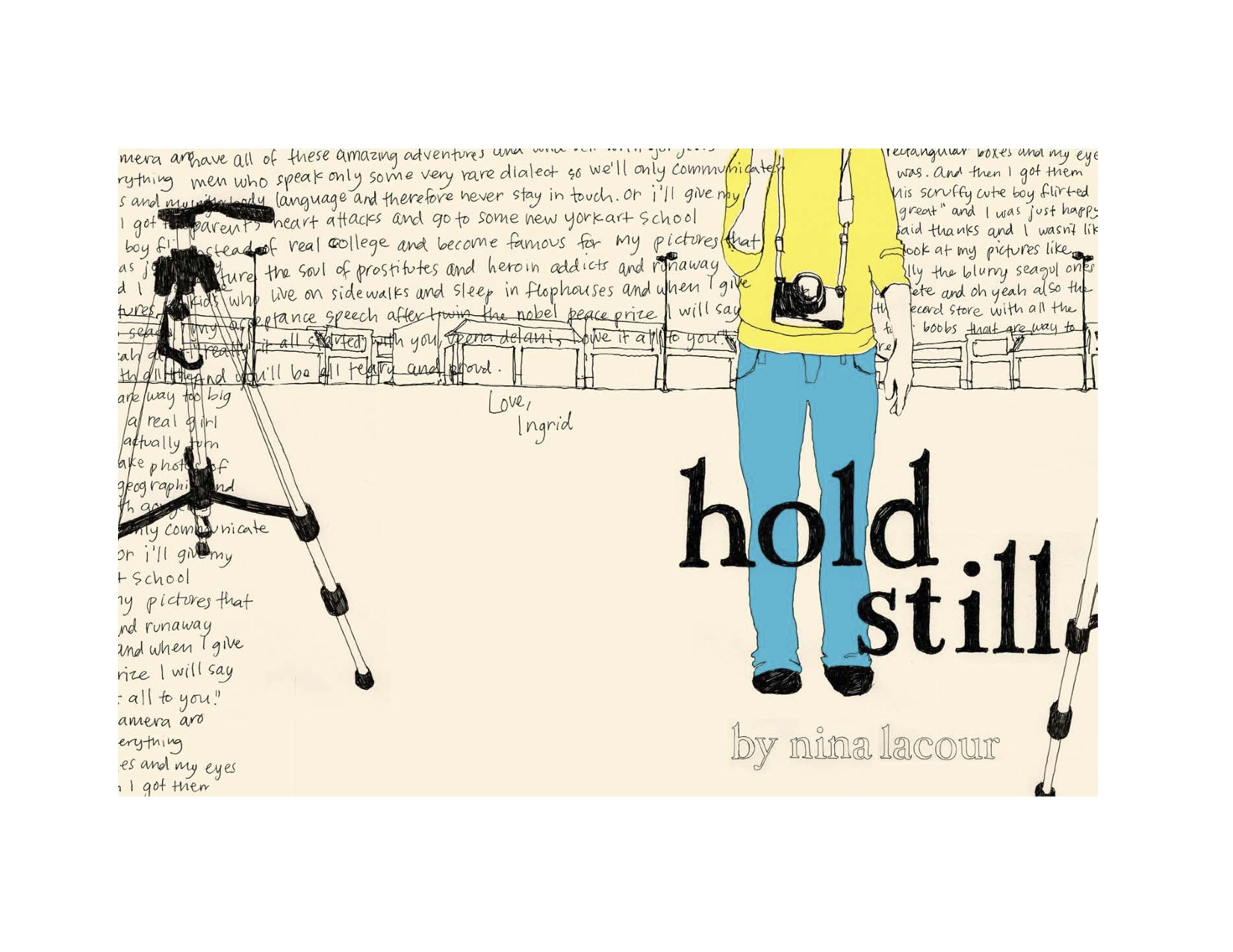 hold still nina lacour pdf