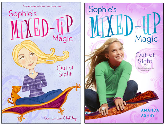 sophie s mixed up magic under a spell ashby am anda
