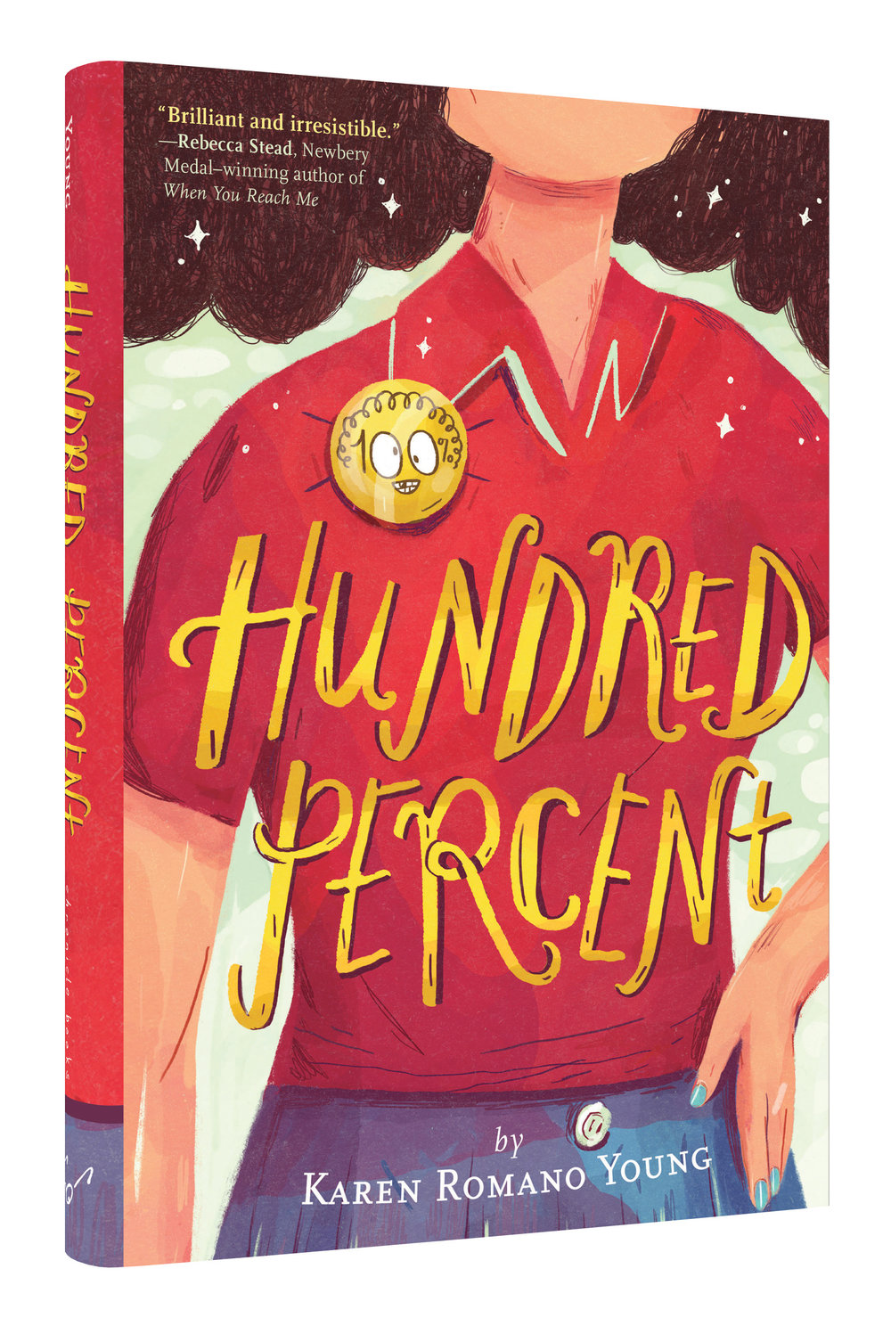 2a57b4a2b9c Cover Stories  Hundred Percent by Karen Romano Young