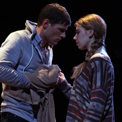 Really Really,  starring Zosia Mamet and Matt Lauria, directed by David Cromer, sells out a twice extended run Off-Broadway  at the Lucille Lortel Theater as part of MCC's season.