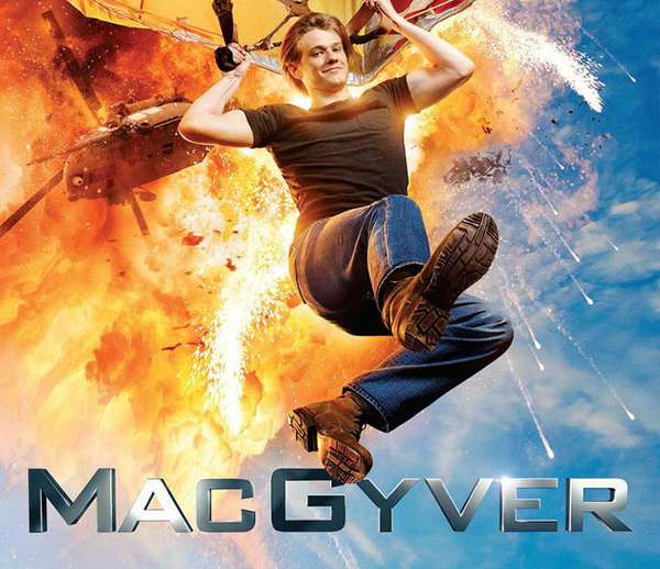 Paul  executive produced and shares Story By credit for the pilot episode of CBS' reboot of MacGyver, starring Lucas Till and George Eads, directed by James Wan.