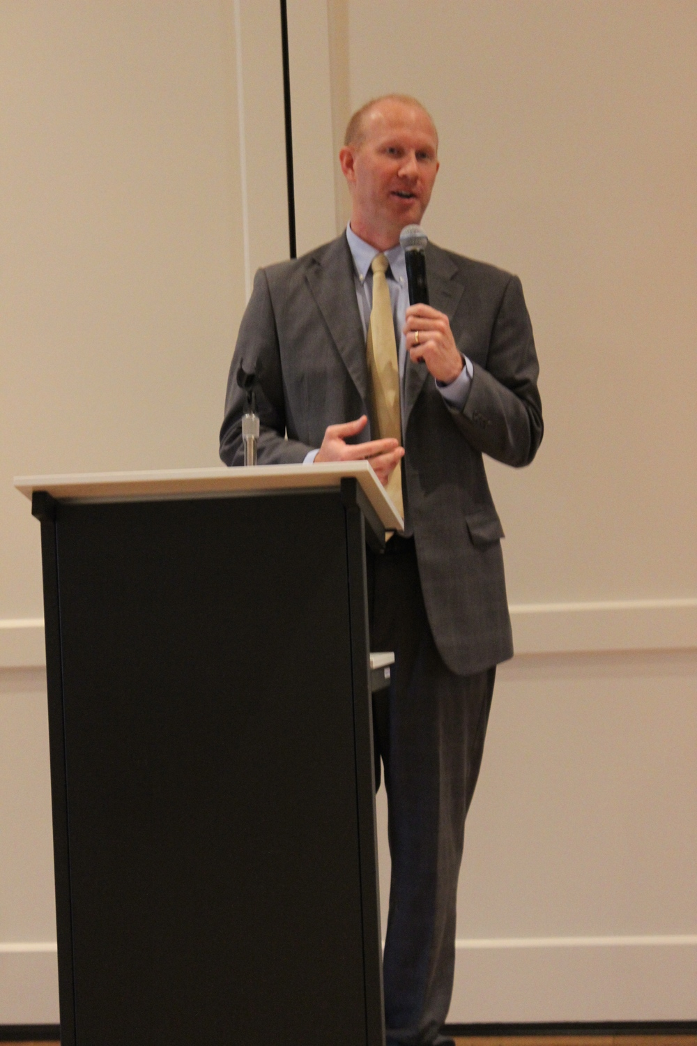 Kirk Craig, Agape's Director, gave an encouraging update about the work and vision of Agape Development.