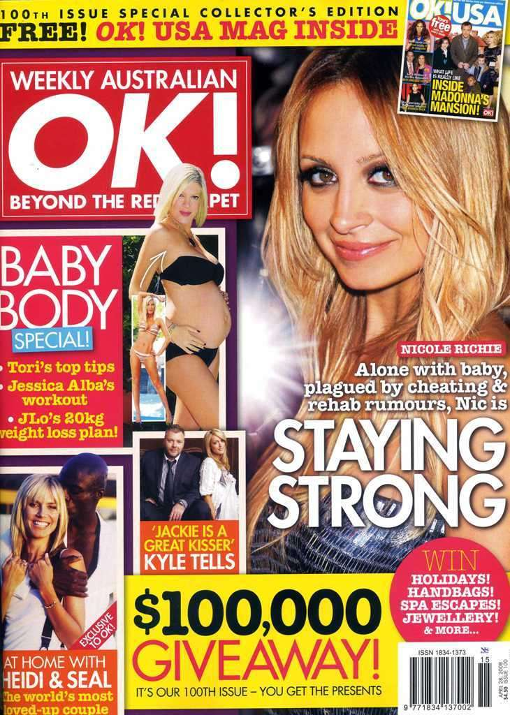 OK Magazine April 28, 2008 Issue Cover - with Baby Body Story Feature.jpg