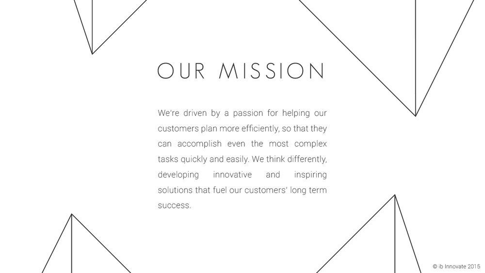 iB Innovate Mission Statement