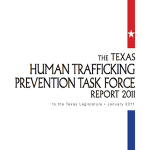 Texas Human Trafficking Prevention Task Force Report to the State Legislature