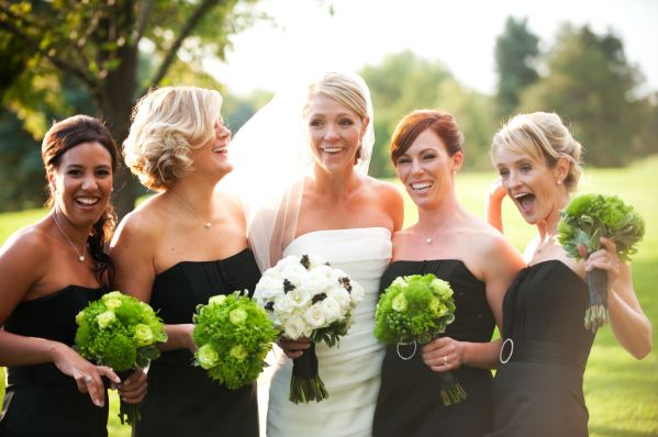 The Flower House Denver Green Bridesmaids Bouquets.jpg