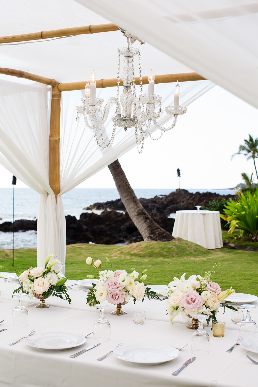 Maui Wedding Venue White Orchid Beach House