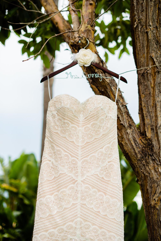 Hawaiian Inspired Wedding in San Diego