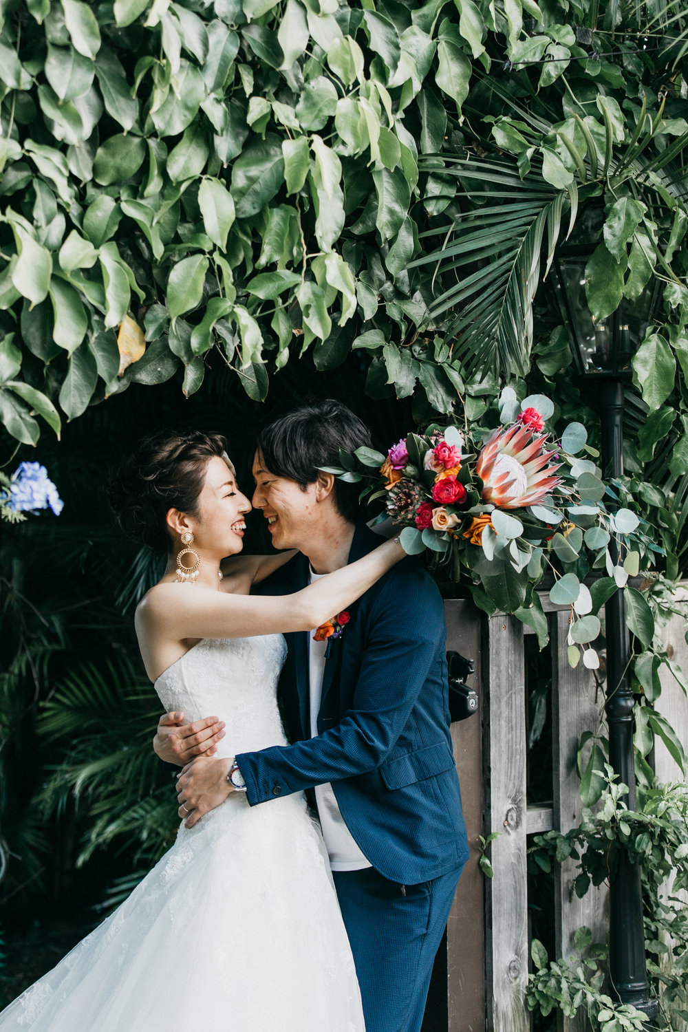 Classic Hawaii Wedding At Central Union Church