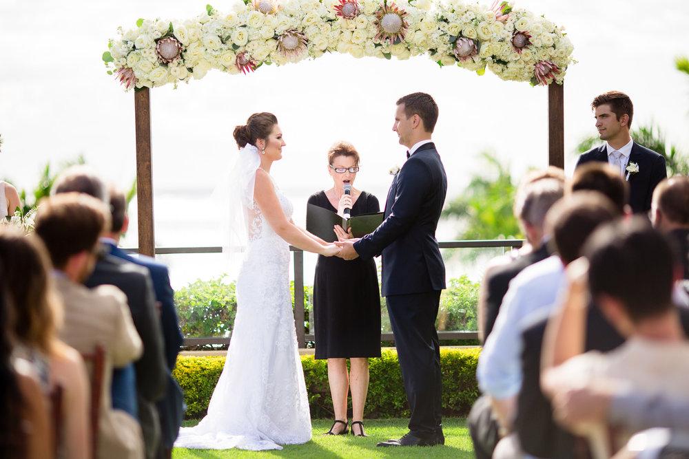 Four Seasons Maui Destination Wedding