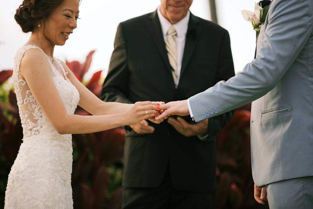 Four Seasons Resort Maui Wedding