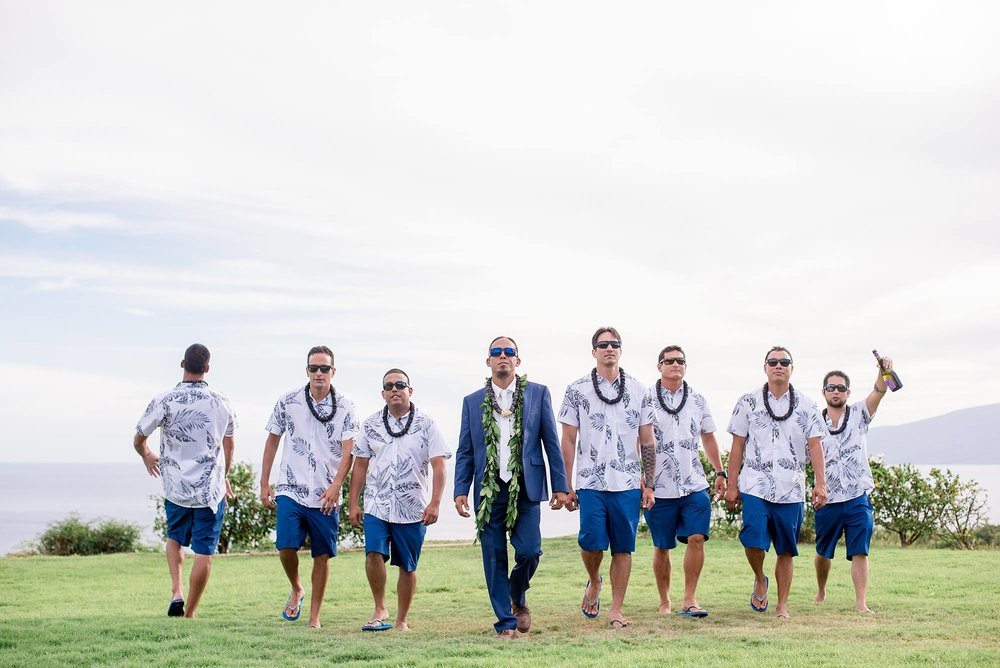 Maui Wedding at Dragon Fruit Farm