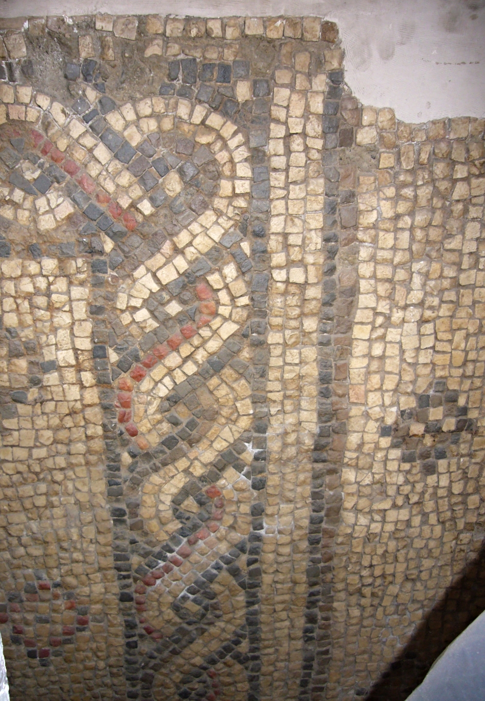 Mosaic with Border