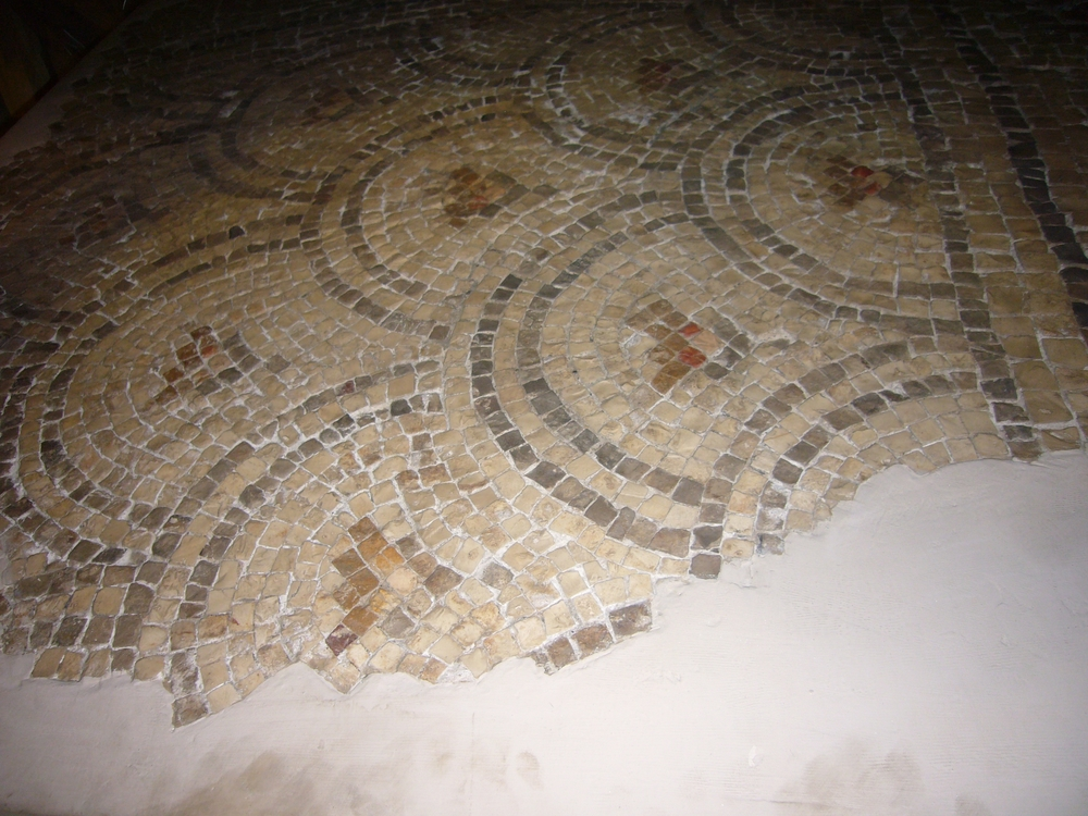 Round Church Mosaic