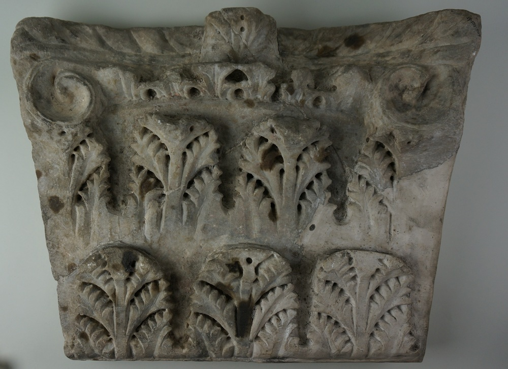 Capital Fragment, 5th c.