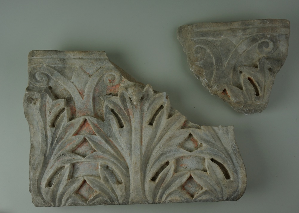 Pilaster, Late 5th/Early 6th c.