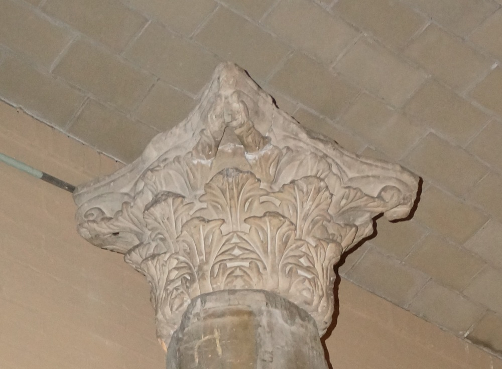 Detail of the Capital