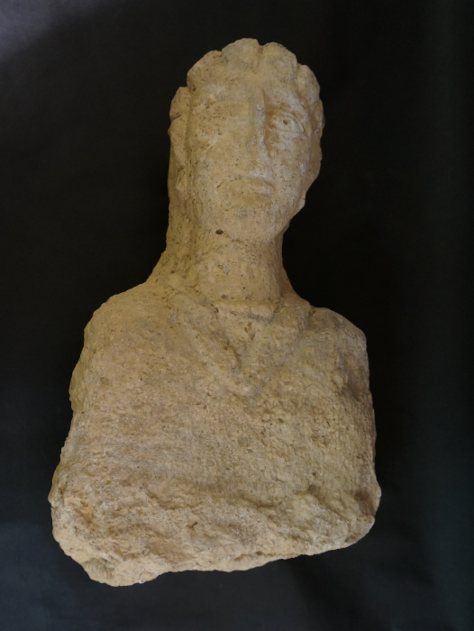 Female Funerary Bust, Early 3rd . CE