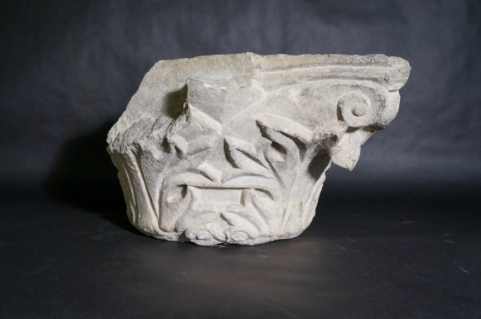 Small Capital, Late 5th/Early 6th c.