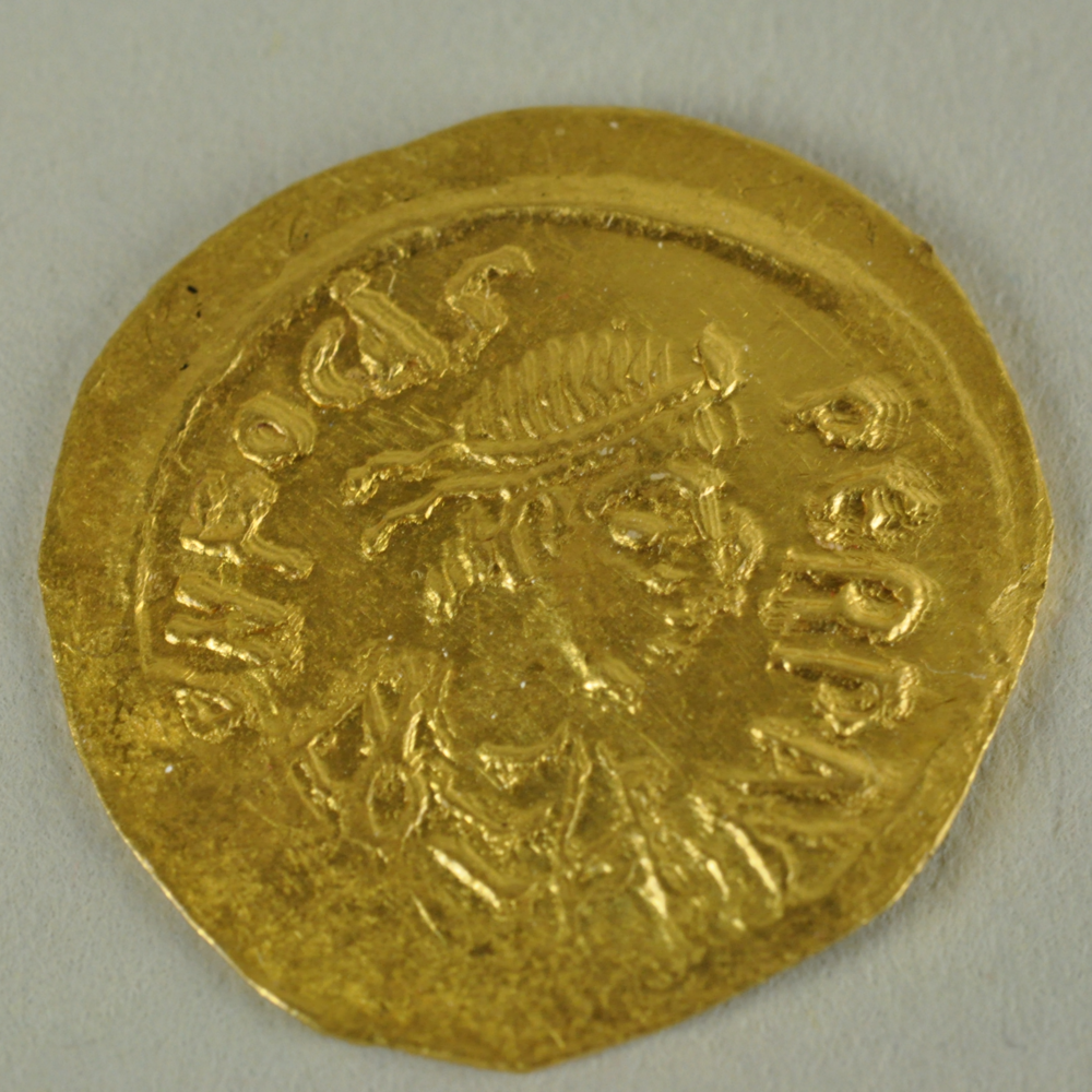 Solidus of Phocas