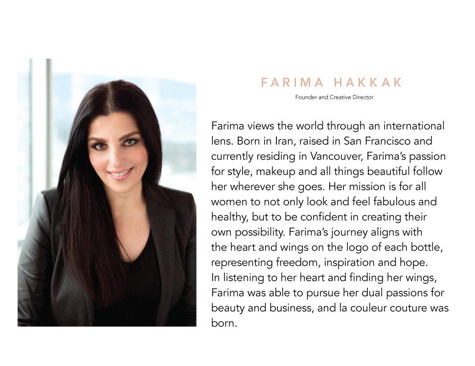 About Farima Hakkak