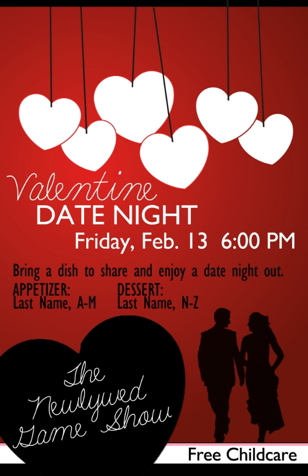 Valentine Date Night Crossings Community Church