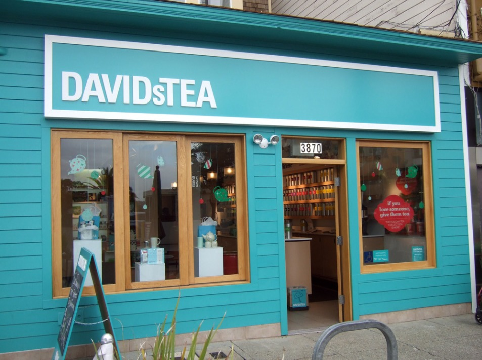 David's Tea, Noe Valley