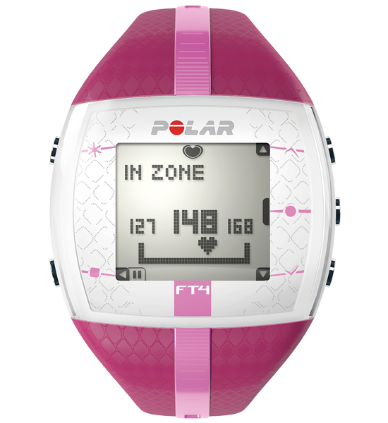 The Polar FT4 Heart Rate Monitor