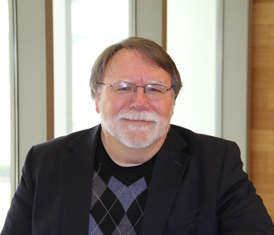 John Lowe, Assoc. Dean, Simmons College