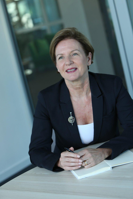 Sylvie Bove, CEO, EIT Health