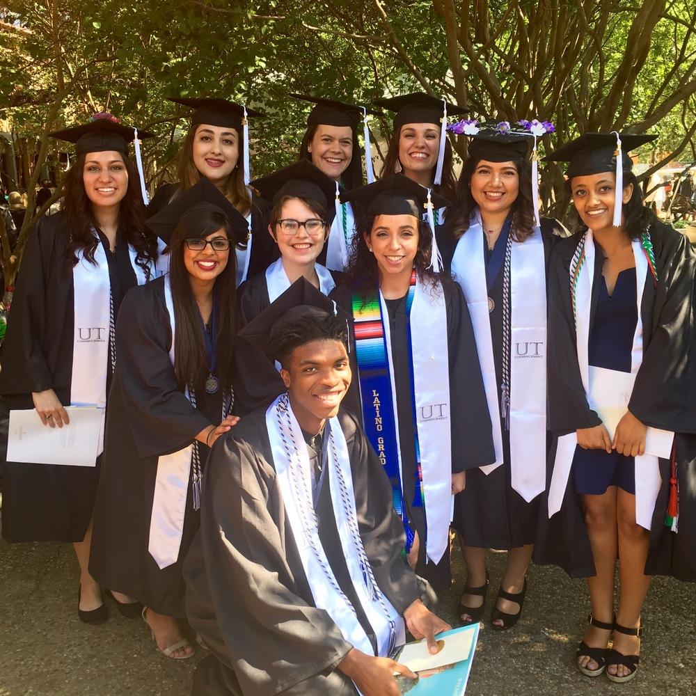 CCD Lab graduation 2016