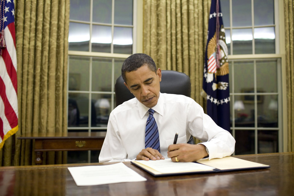 Photo source: white house