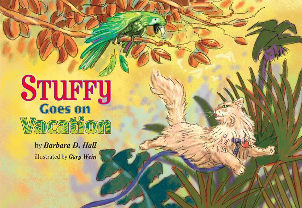 Stuffy The Cat Book2