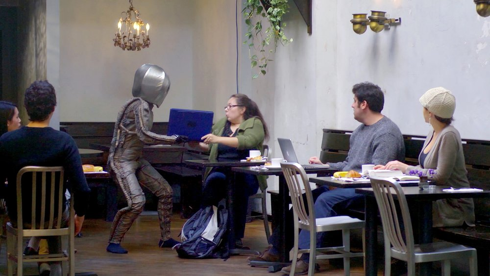OTHER WORLD COMPUTING - COFFEE ALIEN