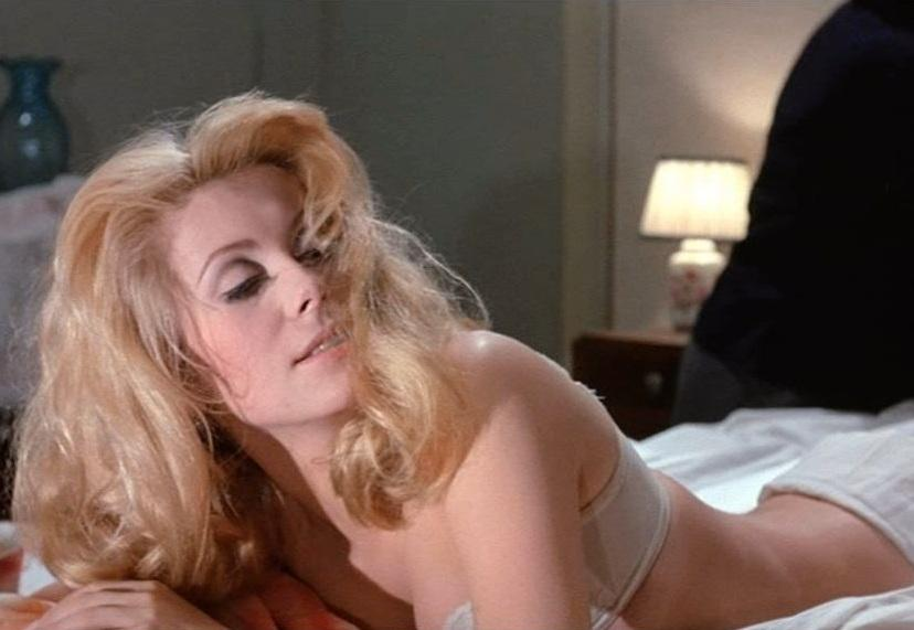 "Catherine Deneuve in ""Belle de Jour"""
