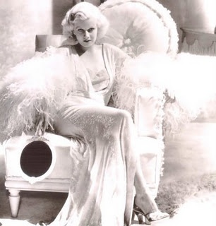 "Jean Harlow in ""Dinner at Eight"""
