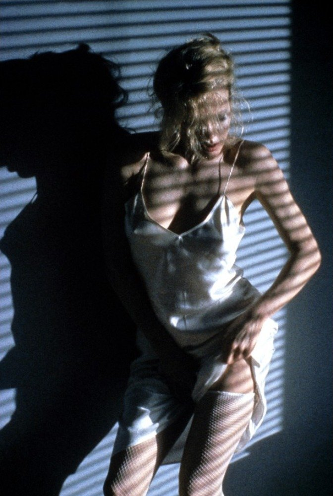 "Kim Basinger in "" 9 1/2 Weeks"""